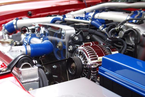 Auto onderdelen Houten